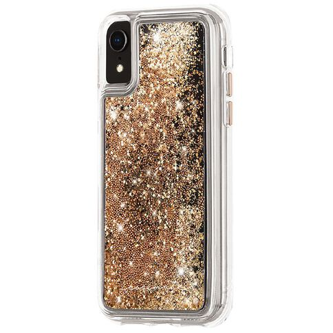 Casemate Iphone Xr Waterfall Case Gold Warehouse