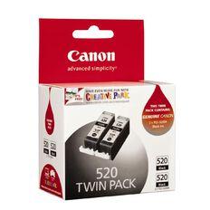 Canon Ink PGI520 Black 2 Pack