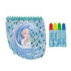 Frozen 2 Notebook & Felts Set