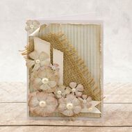 Couture Creations Cest La Vie Paper Pad 6in x 6in