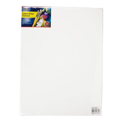 Jasart Stretch Canvas 3/4 12 x 16