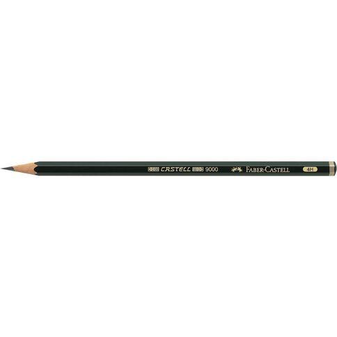 Faber-Castell Artist Pencil 9000 4H Black