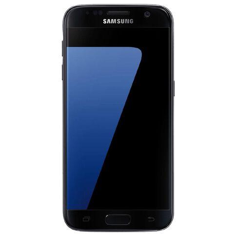 2degrees Samsung Galaxy S7 32GB Black