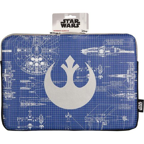 Star Wars 14 inch Notebook Sleeve Rebellion