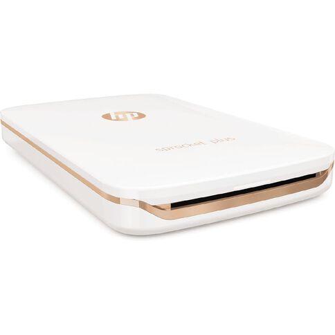 HP Sprocket Plus Printer White