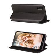 INTOUCH Huawei Y5 (2019) Milano Wallet Case Black
