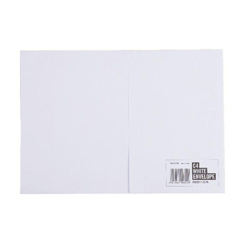No Brand Envelope C4 25 Pack