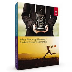 Adobe Photoshop & Premiere Elements 11