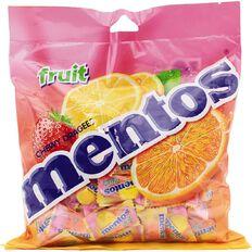 Mentos Fruit Bag 405g