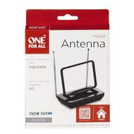One for All Eco-Line Non Amplified DVB-T Indoor Antenna SV9015