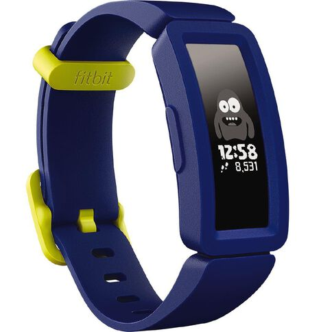 Fitbit Ace 2 Night Sky Neon Yellow