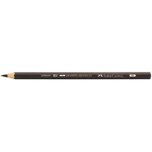 Faber-Castell Graphite Aquarelle Artist Single Pencil 8B