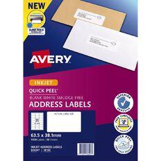 Avery Inkjet Labels J8160-50 Pack 50