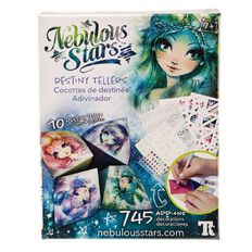 Nebulous Stars Mini Kit Assorted