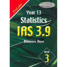 Nulake Year 13 Mathematics Ias 3.9 Bivariate Data