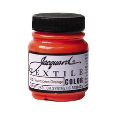 Jacquard Textile Colours 66.54ml Fluorescent Orange