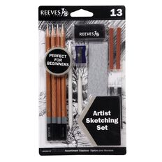 Reeves Artist Sketching Set
