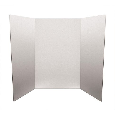 Projex Display Board 830mm x 1160mm White