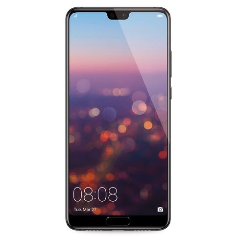 2degrees Huawei P20 Black