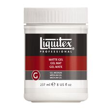 Liquitex Matte Gel Medium 237ml