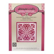 Ultimate Crafts Background Dies Assortment 1