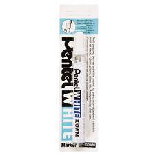 Pentel Marker 100 Bullet 3.9mm White