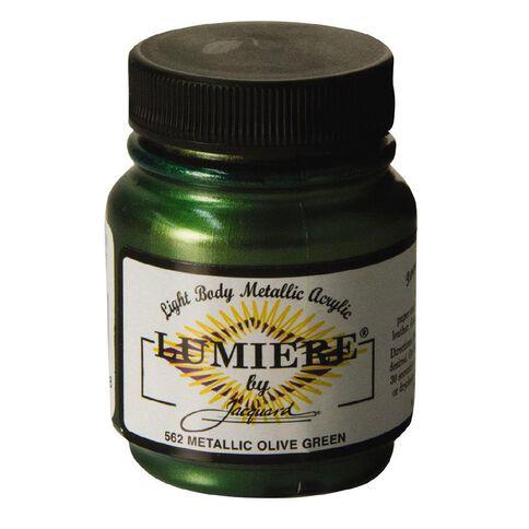 Jacquard Lumiere 66.54ml Metallic Olive Green