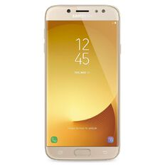 2degrees Samsung Galaxy J7 Pro Gold