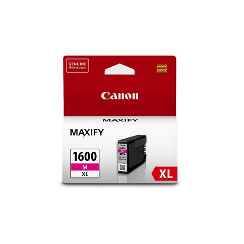 Canon Ink PGI1600XL Magenta (900 Pages)