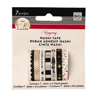 Me & My Big Ideas Washi Tape 6mm x 6m Fabulous 7 Pack