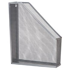 WS Mesh Magazine File Pewter