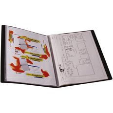 Eastlight Refillable Display Book 20 Pockets A3