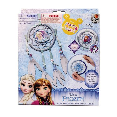 Frozen Make Your Own Dream Catcher