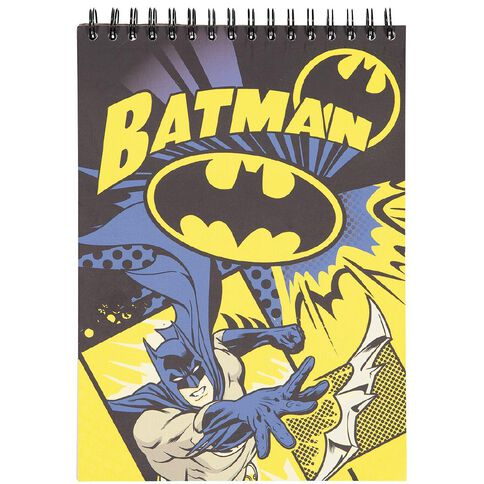Batman DC Comics Sketch Pad A4