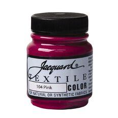 Jacquard Textile Colours 66.54ml Pink