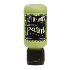 Ranger Dylusions Paint Flip Top Mushy Peas 1 oz