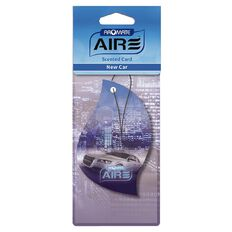 Aromate Scented Card NEW CAR
