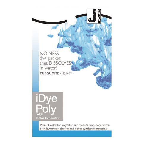 Jacquard iDye Poly 14g Turquoise