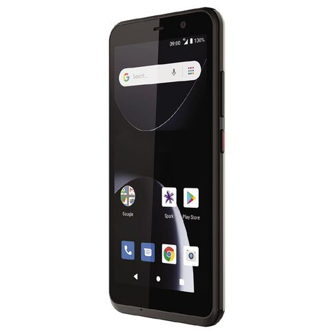 Spark Plus 3 Locked SIM Bundle Black