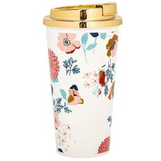 Uniti Winter Bloom Travel Mug