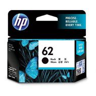 HP Ink 62 Black (200 Pages)