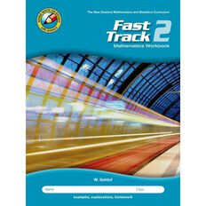 Year 10 Mathematics Fast Track 2 Workbook