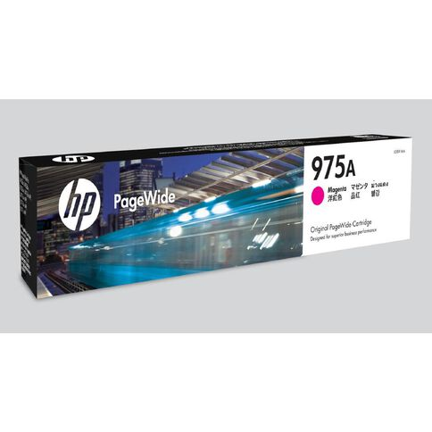 HP 975A Pagewide Cartridge Magenta (3000 Pages)