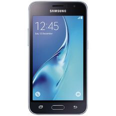 2degrees Samsung Galaxy J1 2016 Black