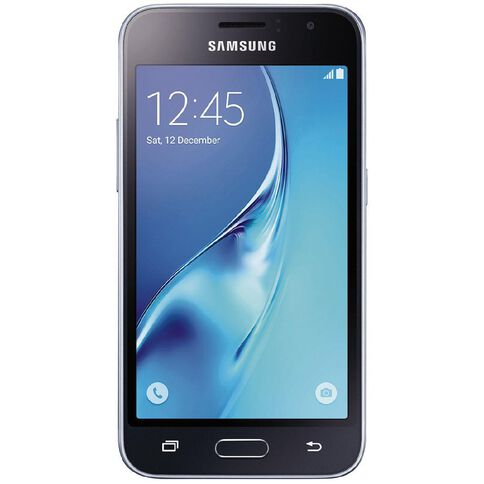 2degrees Samsung Galaxy J1 2016 Black