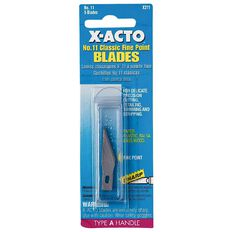X211 Xacto Blade Classic 5 Pack