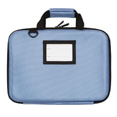 Tech.Inc 14 Inch Hard-Shell Notebook Case Baby Blue