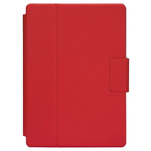 Targus SafeFit 9-10.5 Inch Rotating Case Red