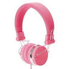 Tech.Inc Verve Headphones Neon Pink