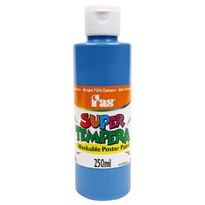 FAS Paint Super Tempera 250ml Cobalt Blue